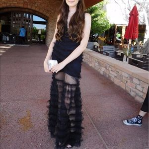 Alice McCall All Black Everything Dress